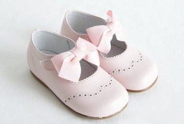 Ballerina's met strik