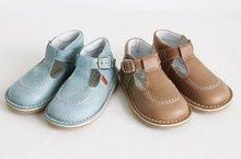 Sandaal laarzen met gespsluiting kinderschoenen